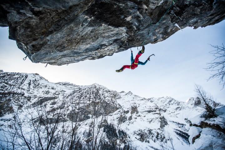 Ice Climbing Écrins 2013